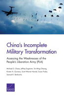 China's Incomplete Military Transformation