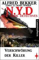 N.Y.D. - Verschwörung der Killer (New York Detectives)