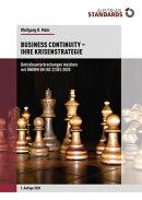 Business Continuity ー Ihre Krisenstrategie