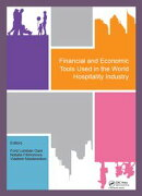 Financial and Economic Tools Used in the World Hospitality Industry