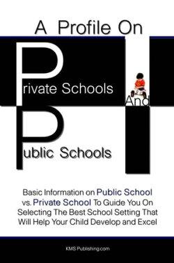 A Profile On Private Schools And Public Schools