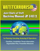 Antiterrorism: Joint Chiefs of Staff Doctrine Manual JP 3-07.2 for Planning, Executing, Assessing AT Operations, Checklists, Installation Threat Information Organization Plan, Preventive Measures