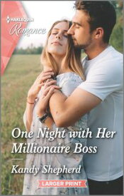 One Night with Her Millionaire Boss【電子書籍】[ Kandy Shepherd ]