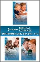 Harlequin Medical Romance September 2020 - Box Set 1 of 2