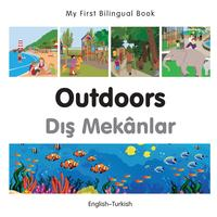 MyFirstBilingualBook?Outdoors(English?Turkish)