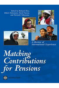 MatchingContributionsforPensions:AReviewofInternationalExperience