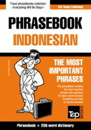 English-Indonesian phrasebook and 250-word mini dictionary