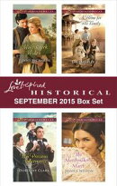 Love Inspired Historical September 2015 Box Set