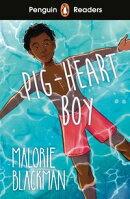 Penguin Readers Level 4: Pig-Heart Boy (ELT Graded Reader)