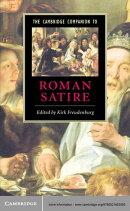 The Cambridge Companion to Roman Satire