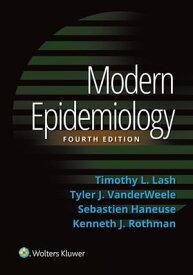 Modern Epidemiology【電子書籍】[ Timothy L. Lash ]