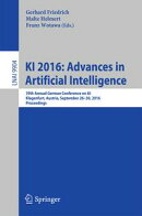 KI 2016: Advances in Artificial Intelligence