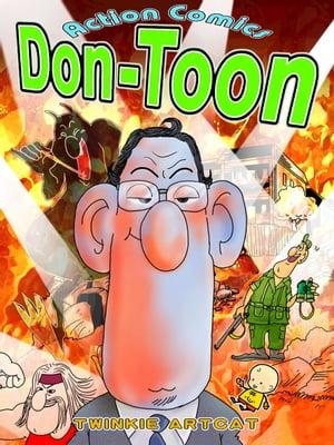 Don-Toon【電子書籍】[ Twinkie Artcat ]