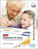 The City & Guilds Textbook Level 2 Diploma in Care for the Adult Care Worker Apprenticeship