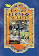 THIRTY- FIVE (35) CAUSES OF BUSINESS FAILURE