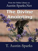 The Divine Anointing