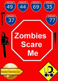 ZombiesScareMe(EnglishEditionwithBonus中国版,????????????,&????????????)