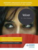 Modern Languages Study Guides: Volver