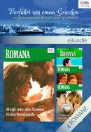 Verführt von einem Griechen - vier Liebesromane unter der heißen Sonne Griechenlands