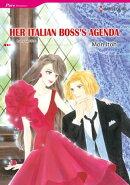 Her Italian Boss's Agenda (Harlequin Comics)