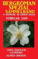 Bergroman Spezial Sammelband 6 Romane Februar 2019