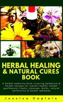 Herbal Healing & Natural Cures Book
