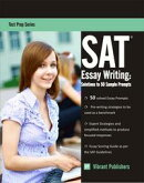 SAT Essay Writing: Solutions to 50 Sample Prompts