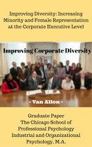 Improving Corporate Diversity: My Graduate Paper