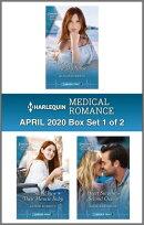 Harlequin Medical Romance April 2020 - Box Set 1 of 2