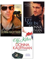 Off Kilter Bundle with A Great Kisser & Let Me In【電子書籍】[ Donna Kauffman ]