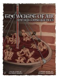The weight of air - colored comic and short novel【電子書籍】[ Ricardo Tronconi ]