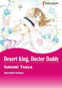 DesertKing,DoctorDaddy(HarlequinComics)HarlequinComics