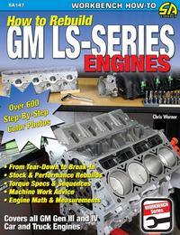 How to Rebuild GM LS-Series Engines【電子書籍】[ Chris Werner ]