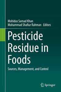 PesticideResidueinFoodsSources,Management,andControl