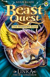 BeastQuest:LinkatheSkyConquerorSeries13Book4