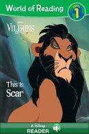 World of Reading: Villains: Scar