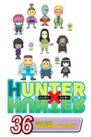 Hunter x Hunter, Vol. 36