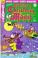 Sabrina's Christmas Magic #5 (Archie Giant Series #243)