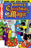 Sabrina's Christmas Magic #10 (Archie Giant Series #503)
