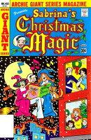 Sabrina's Christmas Magic #6 (Archie Giant Series #455)