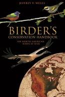 Birder's Conservation Handbook