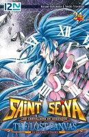 Saint Seiya - Les Chevaliers du Zodiaque - The Lost Canvas - La Légende d'Hadès - Tome 24