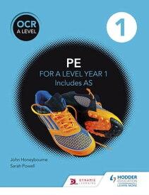 OCR A Level PE Book 1【電子書籍】[ John Honeybourne ]