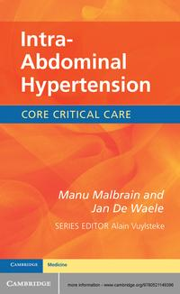 Intra-AbdominalHypertension
