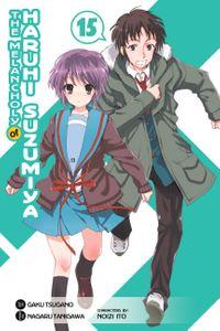 The Melancholy of Haruhi Suzumiya, Vol. 15 (Manga)【電子書籍】[ Nagaru Tanigawa ]
