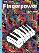 Fingerpower - Level 2: Effective Technic for All Piano Methods