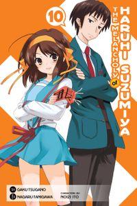 The Melancholy of Haruhi Suzumiya, Vol. 10 (Manga)【電子書籍】[ Nagaru Tanigawa ]