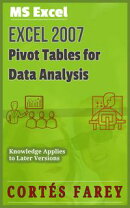 Excel 2007: Pivot Tables for Data Analysis