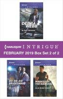 Harlequin Intrigue February 2019 - Box Set 2 of 2