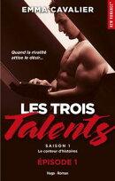 Les trois talents Saison 1 Episode 1 Le conteur d'histoires